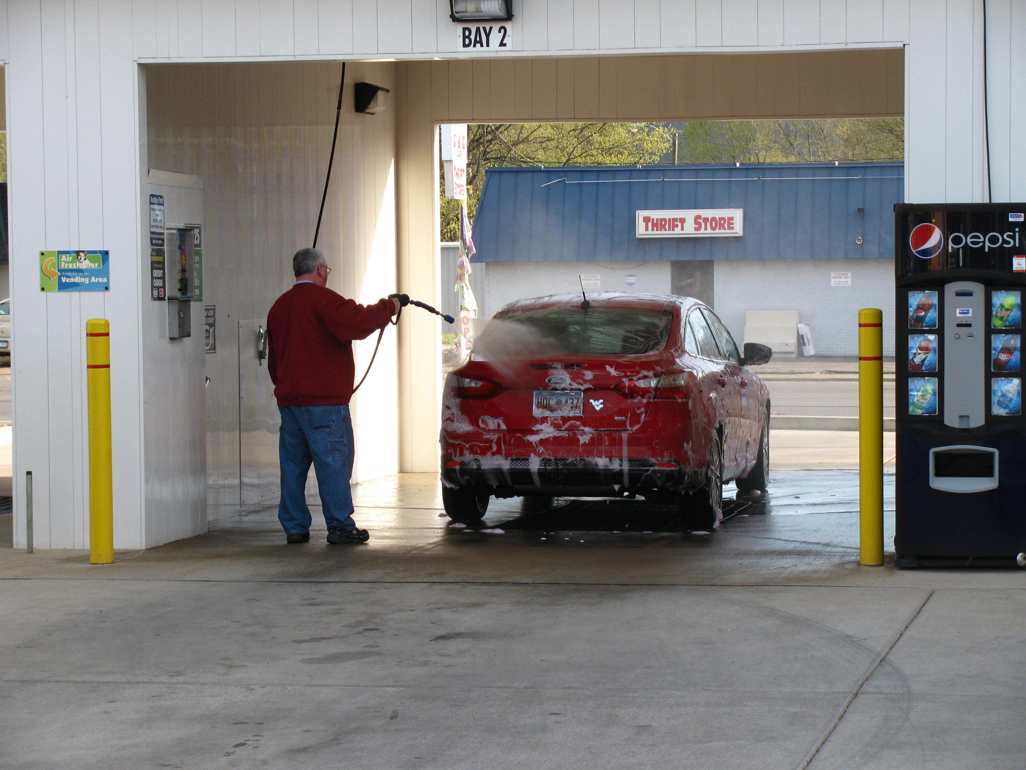 Rapid car wash st albans wv rapid car wash services 4 self service bays solutioingenieria Image collections